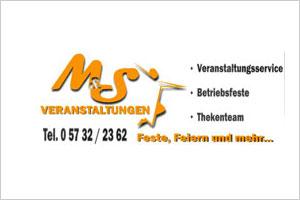 M&S Veranstaltungen