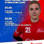 Heimspiele HSG Löhne-Obernbeck